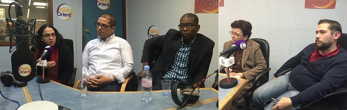 En débat à Radio Orient